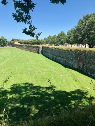 Renaissance-era City Walls